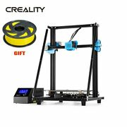Creality Cr-10 V2 3d Printer Meanwell Power Bl-touch Auto Leveling + Filament Us