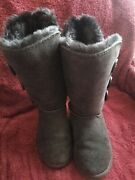 Bailey Button Triplet Uggs Size Womens 6