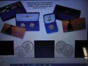 2020 400th Anniversary Of The Mayflower Voyage Gold And Silver 6 Coins