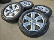 20 Ford F-150 Expedition Oem 2017 2018 2019 2020 2021 Rims Wheels Chrome 10171