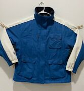 Womenand039s Body Glove Insulated Snow Coat Size Xl Zip Front Pockets Waist Liner