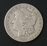 1903-s Key Date Vf Morgan Silver Dollar Toned Morgan See Pictures