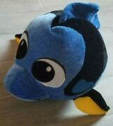 Big Finding Nemo Dory Fish Plush Toy 17 From Nose To Tail By Ideal Toys Direct