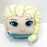 Disney Frozen Elsa Cubd Collectibles Plush 5in Cube Stuffed Toy 2017
