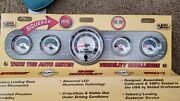 Auto Meter Gauges American Muscle Combo Pack 1202 New In Box