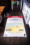 Martineauand039s America By Sempe 39 X 59 French Original Vintage Poster 1990and039s