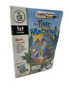 Time Machine Adventure For Leappad Plus Writing Learning System Leap Frog New
