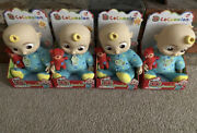 Cocomelon Doll Plush Roto Jj Bedtime Soft 10 Sing Toy Youtube Lot Of 4 Coco 👶
