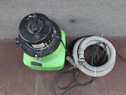 Nikro Pd10088 10 Gallon Hepa Vacuum Dry Green Color Used. Tested
