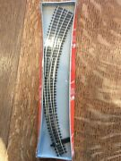 New Shinohara N Gauge 6 Right Hand Curve Switch Railroad Track