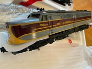 Erie Lackawana Pa A-b-a Lionel Aa 6-18116 And Mth B 858b New In Box