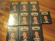 Dean Martin Celebrity Roast On Dvd Lot Of 10 Brand New Sealed In Boxes