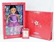 American Girl Nutcracker Le Collection Sugar Plum Fairy Doll, Outfits And Ornament