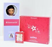 American Girl Truly Me 86 Doll W/ Nutcracker Sugar Plum Fairy Outfit And Ornament