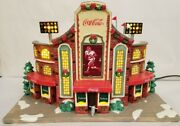 Coca-cola The Main Street Collection Sport Stadium- Fair Condition As Is