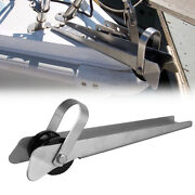 15 Anchor Roller Stainless Steel Anti-corrosion Docking Roller For Marine Boat