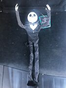 Nightmare Before Christmas Hanging Jack Figure With Tag