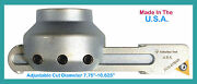 Suburban Tool Fly Cutter With R8 Arbor, See Our Videos 7.75 To 10.625 Dia.