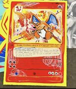 David Heo 1999 Charizard Print Confirmed Order Complexland Popink Sold Out Ed40