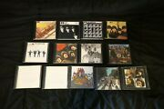 Beatles Dr. Ebbets - Complete Set Of The Blue Box Cdand039s And 13 Extras