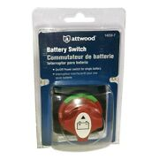 Attwood 14233-7 Battery Switch 200a 12-50vdc