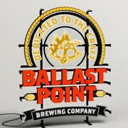Ballast Point Brewery Led Light Brand New
