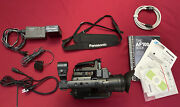 Panasonic Ag-af100pandnbspcamera Package Includes 4 Lenses Carrying Case And More Andnbsp