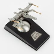 X-wing Fighter, May The Force Be With You Version | Star Wars Rawcliffe Pewter