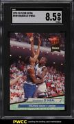 1992 Ultra Basketball Shaquille Oand039neal Rookie Rc 328 Sgc 8.5 Nm-mt+