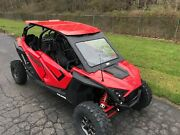 Polaris Rzr Pro Xp4 Roof See Color Options Below By Axiom Side By Side