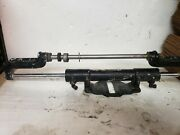 Boat Power Steering Cylinder With Mounting Brackets