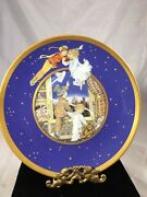 Franklin Mint 1979 Peter Pan Plate 9 Inches Carol Lawson
