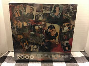 Vintage Springbok Puzzle 2000 Piece Gone With The Wind Unopened New
