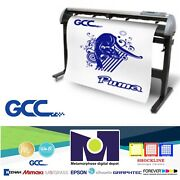 Iv P4-132 Cutter For Signs Vinyl And Htv 52 132 Cms By Gcc Free Shipping