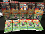 Garbage Pail Kids 2020 Chrome Series 3 3rd - 5 Empty Box 5 Empty Pack Wrappers