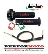 Domino Xm2 Quick Action Throttle Kit With Universal Cable To Fit Ural Bikes