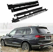 Fits For Bmw X7 G07 2019 2020 Running Boards Side Steps Nerf Bars Protector Bar