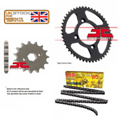Honda Nc700 S X 2012 - 2013 Jt Did Vx X-ring Chain / Front And Rear Sprocket Set
