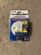 Kidde Battery Operated Combination Smoke And Carbon Monoxide Alarms Talking New