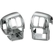 Kuryakyn Switch Housing Covers For Harley Davidson Touring Motorcycles 1996-2012
