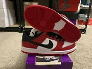 Nike Sb Dunk Low Pro J-pack Chicago Bq6817 600 Size 6 Ds 100 Authentic