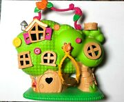Lalaloopsy Tinies Treehouse Playset With Blossom Flowerpot