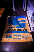 Horizons Sans Fin 4x6 Ft Vintage French Grande Movie Poster 1953 Used