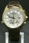 Citizen Eco Drive Watch G900 Cal 9000 Limited Edt.of 999 Pcand039s With Box Card Tag