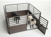 Little Buster Toys Priefert Horse Stall -rodeo Kidand039s Toy
