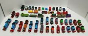Huge Thomas The Train Diecast Metal Lot 56 Trains Venders Cars And Vehicles