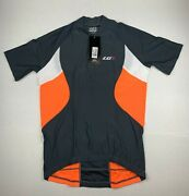 Louis Garneau Lg Maillot Transit Menand039s Small Cycling Jersey New With Tags