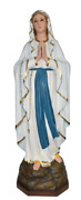 Our Lady Of Lourdes Blessed Virgin Mother Mary 39 Inch Indoor And Outdoor Statue
