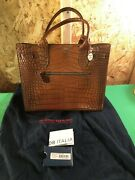 Dooney And Bourke Leather Large Tassel Bag Made In Italy D B Collection