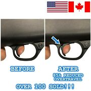 Ruger 10/22 1022 Created By Cay Trigger Double Tap Over Travel Limiter Upgrade